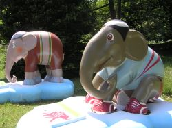 London Elephant Parade, Hyde Park
