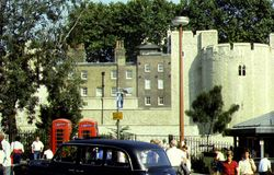 The Tower of London. Wallpaper