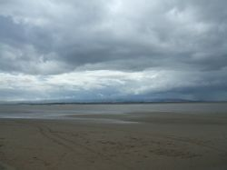 Burnham beach.