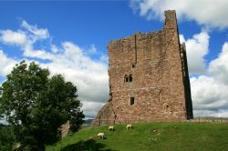 The Castle at Brough, Cumbria.