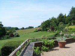 Standen house gardens