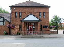 The Library Newent