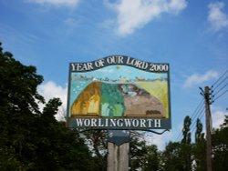 Village Sign