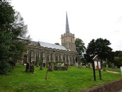 Yoxford Church