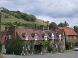 The village of Turville