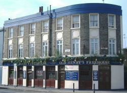 Old Henry's Freehouse
