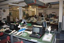 At Kelvedon Hatch Secret Nuclear Bunker