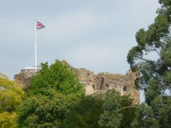From a distance (Guildford Castle)