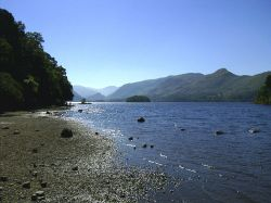 Derwentwater summer afternoon.