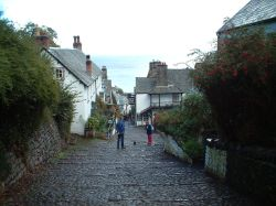Clovelly Villge, Devon