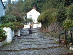 Colvelly Village, Devon