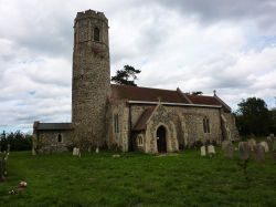 Mutford St Andrews Church