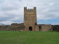Richmond Castle, North Yorkshire