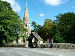 St Michael and All Angels' Church.