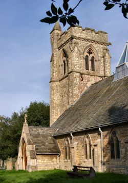 St Lawrence Parish Church