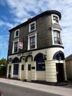 The Welcome Pub, Lowestoft