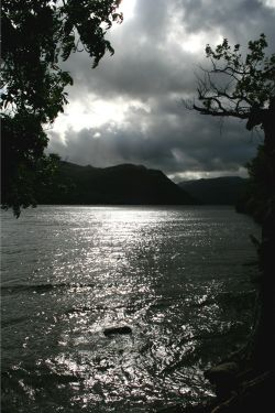 Ullswater Clouds