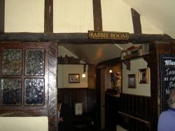 The Rabbit Room where the 'Inklings' met.