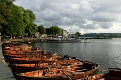 Waterhead, Windermere September afternoon.