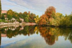 Autumn in Shrewsbury