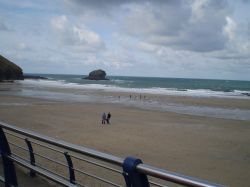 Portreath in the winter