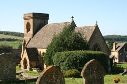 St Barnabas Church, Snowshill