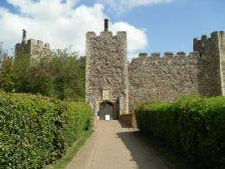 Framlingham Castle Wallpaper