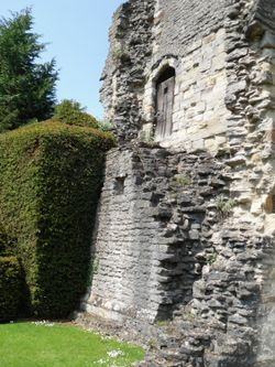 Ruins of Much Wenlock Priory
