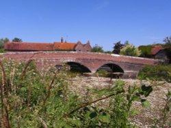 Bridge near the mill