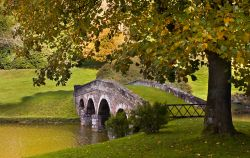 The Bridge at Stourhead