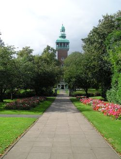 The Carillon, Queen's Park
