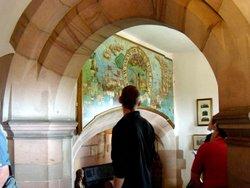 Lindisfarne Castle, Entrance Hall