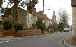 The Village of Wheatley, Oxfordshire