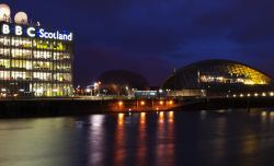 BBC Building in the Clyde