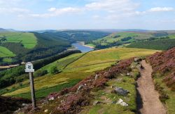 Derwent Edge, the Peak District