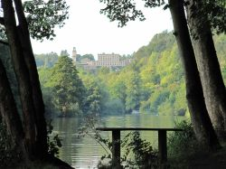 Cliveden as seen from the river