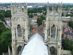 York Minster Tower