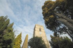 St Peter and St Paul Church, Cosgrove, Northants