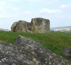 Coldrum Longbarrow
