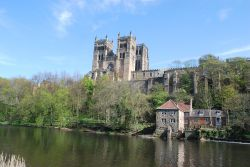 Dominant Durham Cathedral