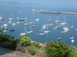 Brixham's Outer Harbour.