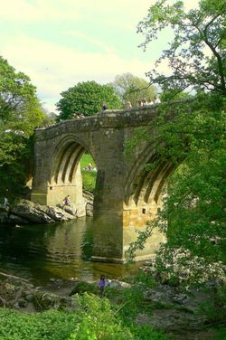 The Devils Bridge!