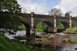 Bridge over the River Wharfe