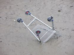 THEY ARE OFF THEIR TROLLEY