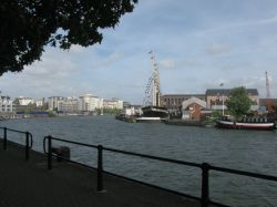 SS Great Britain and Floating Harbour