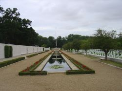 Cambridge American Military Cemetery & Memorial