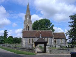 Englefield stock photos and royalty free images pictures St mark s church englefield