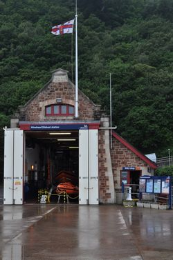 Minehead Lifeboat Station