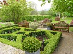 Gardens at Brobury House
