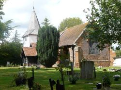 Greensted Church (near Chipping Ongar)